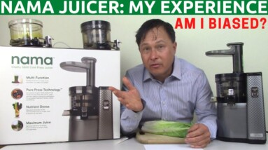 Am I Biased Against Nama Juicer? + Defects I Have Experienced Review