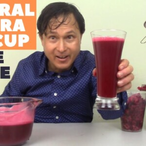 Boost Your Sex Life with this Natural Viagra Juice Recipe