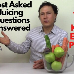 Most Asked Questions about Juicing & Kuvings EVO820 Cold Press Juicer Answered