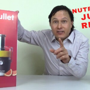 Watch This Before You Buy a Nutribullet Juicer Full Review Comparison