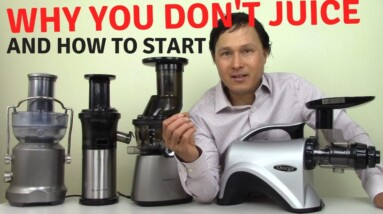 Why People Don't Make Fresh Juice with their Juicer