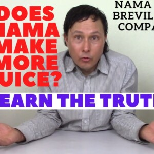 Is the Nama Juicer Best? Does Make More Juice? In-Depth Juicing Review Comparison