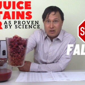 Yes! Homemade Juice Contains Fiber + Juicing Microbiome Benefits