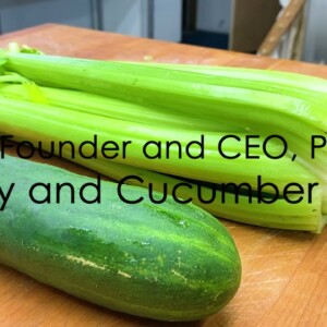 Cold Press Juicing Tips for Cucumber-Celery Juice: Keep Workspace Clean