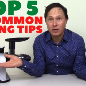 Expert Shares Top 5 Uncommon Juicing Tips No One Tells You