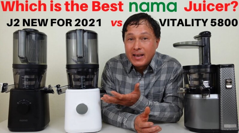 Which is Best? Nama J2 vs Nama Vitality 5800 In-Depth Comparison Review